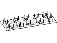 Гвоздевая пластина (шип H=8 мм)